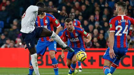 Liverpool venció 2-1 a Crystal Palace en la fecha 13 de la Premier League | RPP Noticias