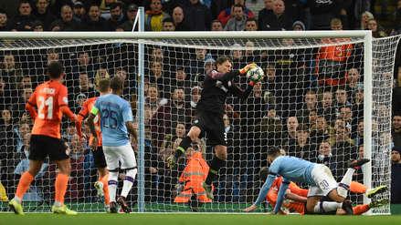 Manchester City vs. Shakhtar Donetsk empataron 1-1 por la fecha 5 del grupo C de la Champions League | RPP Noticias