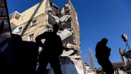 Así quedó Albania tras terremoto que dejó al menos trece muertos y cientos de heridos [FOTOS]