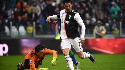 Gol de Cristiano Ronaldo: Juventus empató 2-2 con Sassuolo por la fecha 14 de la Serie A | Resumen del partido | Serie A | VIDEO | RPP Noticias