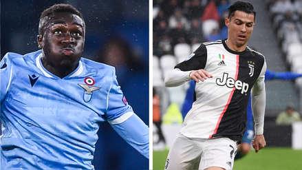 Juventus vs. Lazio EN VIVO Serie A: ver ONLINE EN DIRECTO vía ESPN 3 por la fecha 15 en el estadio San Paolo | Fútbol en Vivo | RPP Noticias