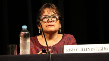 Sonia Guillén fue designada como nueva ministra de Cultura en reemplazo de Francisco Petrozzi