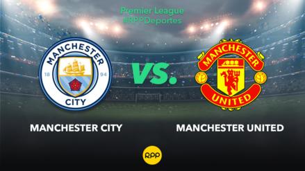 EN VIVO AHORA Manchester City 0-2 Manchester United: Premier League vía ESPN 2 fecha 16 en el Etihad Stadium | Fútbol EN VIVO | RPP Noticias