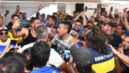 Boca Juniors   Juan Román Riquelme entró a votar eufórico en las elecciones xeneizes   RPP Noticias