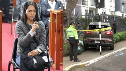 Poder Judicial ordena la excarcelación de Melisa González Gagliuffi