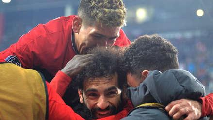 Liverpool vs. RB Salzburgo: resultado, resumen y goles del partido por la Champions League | RPP Noticias