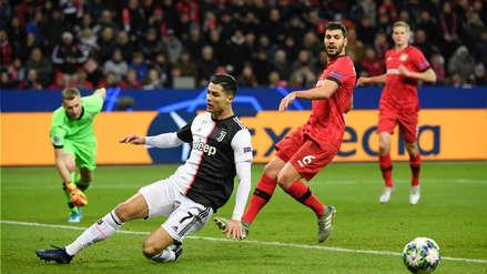 EN VIVO ᐅ Con Cristiano Ronaldo, Juventus 0-0 Bayer Leverkusen VER ONLINE EN DIRECTO ESPN por la fecha 6 del grupo D | Champions League 2019 | RPP Noticias