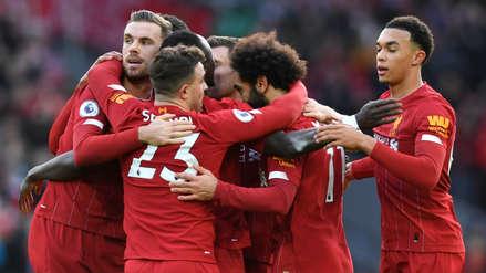 Liverpool vs. Watford: con doblete de Mohamed Salah, los 'Reds' ganaron 2-0 por la fecha 17 de la Premier League | RPP Noticias