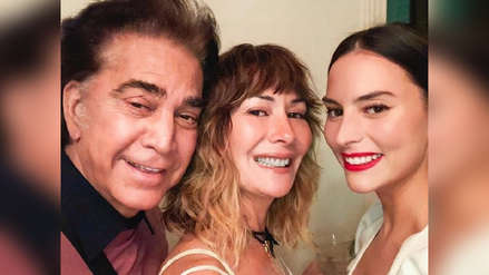 Ingenioso Lleno beneficioso  El Puma' Rodríguez celebró con su familia el segundo aniversario de su  doble trasplante de pulmón | RPP Noticias