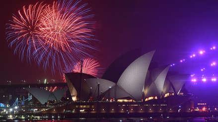 Año Nuevo 2020 | Así recibe el mundo año nuevo | FOTOS | RPP Noticias