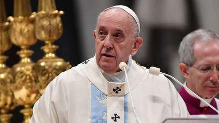 """""""Pido perdón por el mal ejemplo"""": El Papa se disculpó por darle un manotazo a una mujer [VIDEO]"""
