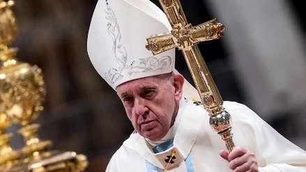 El papa Francisco hace un llamado de paz en plenas tensiones entre Estados Unidos e Irán