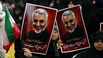 Un general iraní advierte que el bombardeo en Irak es