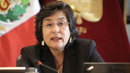 Marianella Ledesma sobre César Hinostroza: