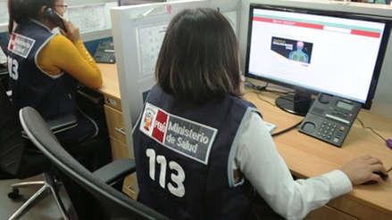 Telesalud   Cómo funciona la Línea Gratuita 113 del Ministerio de Salud [AUDIOS]