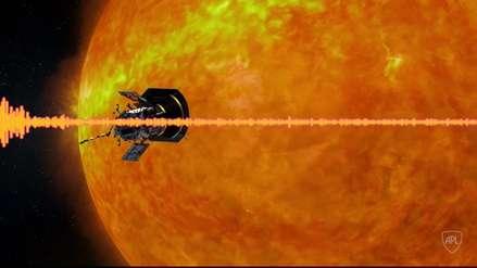 ¿Cómo suenan los vientos solares? Esto fue captado por la sonda Parker de la NASA