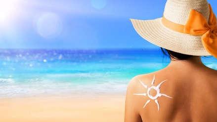 Verano: ¿Cómo proteger la piel de la sobreexposición al sol?