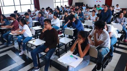 Solo 60 de 864 institutos superiores han obtenido el licenciamiento [AUDIOS]