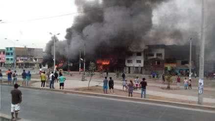 Villa El Salvador: Primeros auxilios en caso de quemaduras