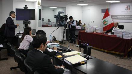 Juez evalúa en última audiencia pedido de prisión preventiva para Keiko Fujimori