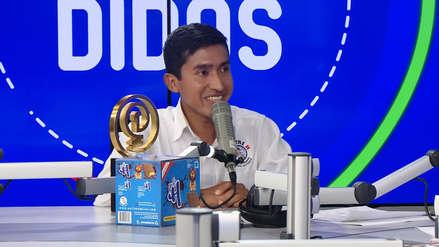 Escucha la historia de Julio Garay, creador de las galletas Nutri H y ganador del concurso