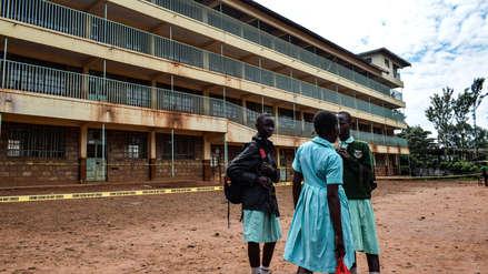 Trece niños mueren por una estampida en una escuela primaria de Kenia