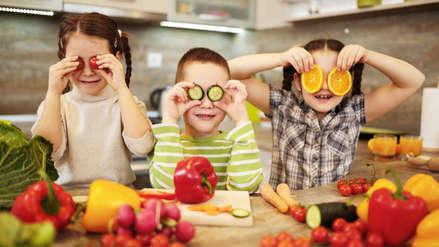 Guía de padres: ¿Cómo fortalecer los hábitos alimenticios en los niños?