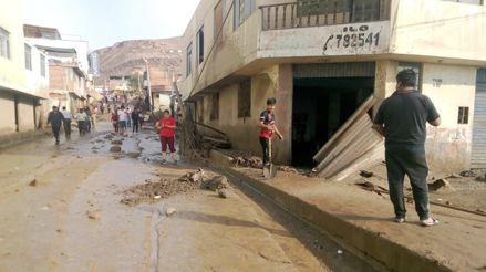 Indeci estima que los desastres naturales al sur del país disminuirán la primera quincena de marzo