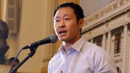 Poder Judicial programó fecha para la audiencia de control de acusación contra Kenji Fujimori
