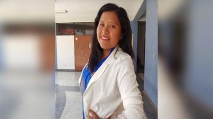 Ayacucho | Joven periodista desapareció hace casi un mes: su familia denuncia inacción de la Policía