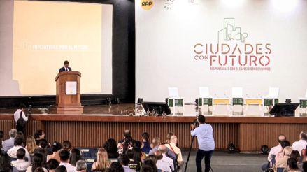 Escucha las conclusiones del Foro Ciudades con Futuro de RPP [Audiogalería]