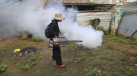 ¿Bajó el presupuesto para combatir el dengue y enfermedades endémica? [Audiogalería]