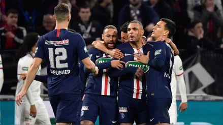 PSG vs. Olympique Lyon: con 'hat-trick' de Kylian Mbappé, los parisinos golearon 5-1 por la semifinal de la Copa de Francia   RPP Noticias