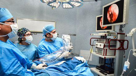 Cirugía robótica, oncológica y más en el XXXVI Congreso Internacional de la Academia Peruana de Cirugía [Audiogalería]