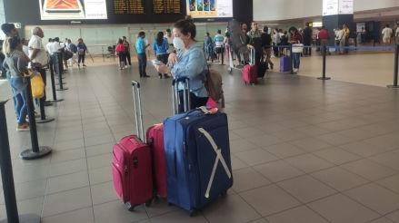 Paciente diagnosticado con el nuevo coronavirus es un trabajador de Latam Airlines