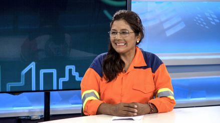 Día de la Mujer: Escucha cómo es la vida de Isabel Cortéz, trabajadora de limpieza pública [Audiogalería]