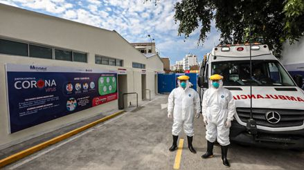 Perú en el puesto 37 en ranking de capacidad de respuesta sanitaria mundial [Audiogalería]