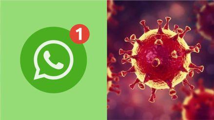 WhatsApp: Cuidado con este falso audio sobre el coronavirus que asegura que hay muertos en el país