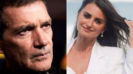Coronavirus: Penélope Cruz y Antonio Banderas suspenden rodaje de nueva película