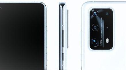 Huawei alista un P40 Pro PE: El