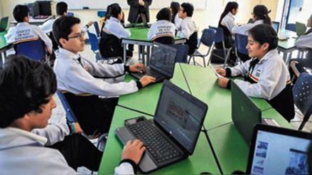 Suspensión de clases: Menos de la cuarta parte del público educativo está listo para una educación online