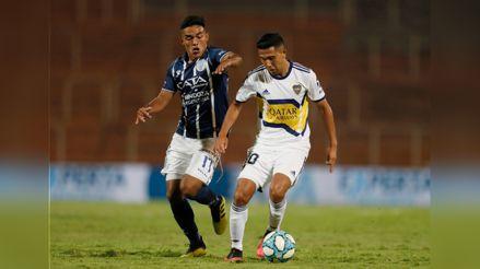 Boca Juniors vs. Godoy Cruz: el 'Xeneize' goleó 4-1 por el grupo A de la Copa de la Superliga Argentina | RPP Noticias