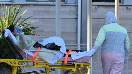 Italia supera los 2.000 muertos por coronavirus: en las últimas 24 horas sumaron otros 349 fallecidos