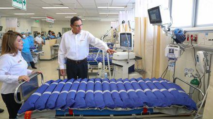 Coronavirus | Así es el nuevo hospital en Ate que se dedicará exclusivamente a casos de COVID-19