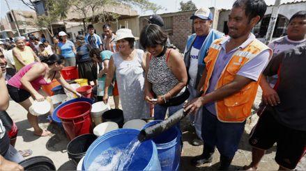 Estado de emergencia: Sepadal distribuirá agua gratuita en las zonas más críticas [AUDIOS]