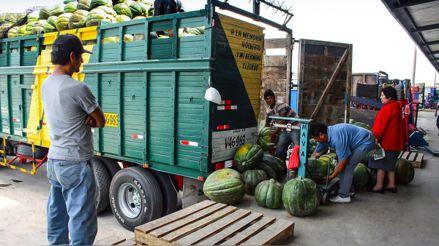 Mercado Mayorista de Lima: el abasto se está dando con normalidad