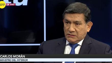 Ministro Morán: Agentes que dieron positivo a COVID-19