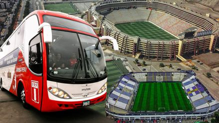 Clubes peruanos y FPF ponen a disposición sus instalaciones y movilidades [Audiogalería]