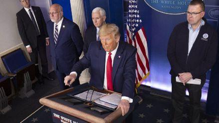 EE.UU. advierte que tomará represalias contra países que no acepten a deportados por coronavirus