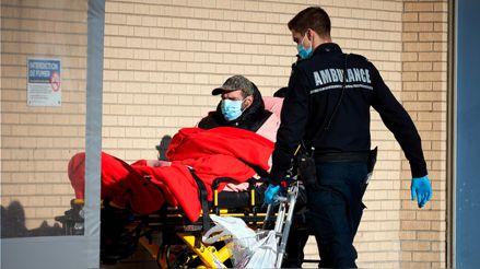 El número de casos de COVID-19 en Canadá se dispara en un día y supera los 2,000